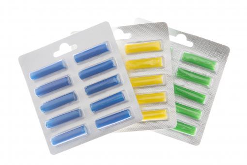 Vorratspackung Duftpatronen passend für alle Vorwerk Modelle verschiedene Duftrichtungen