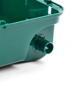Rad-Reparaturset passend für Vorwerk Tiger 250-251-252 (hintere Laufrolle)