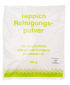 Teppichreinigungspulver geeignet für Vorwerk Teppichreinigung