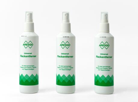 Vorratspackung Fleckentferner geeignet für Vorwerk Teppichreinigung (3 Flaschen)