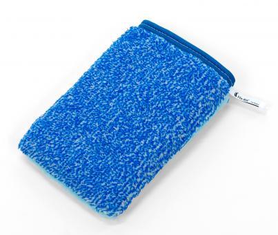Microfaser-Handschuh zur Glasreinigung