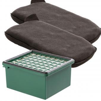 Filterbox passend für Vorwerk Kobold 130-131-131sc