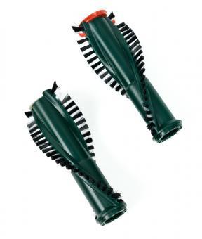 Doppelpack Rundbürsten passend für Vorwerk Kobold EB 350-351 und ET340 (2 Paar)