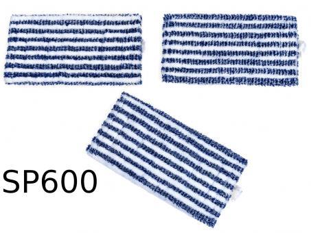 3 Wischtücher Universal geeignet zur Hartbodenpflege mit Vorwerk SP600